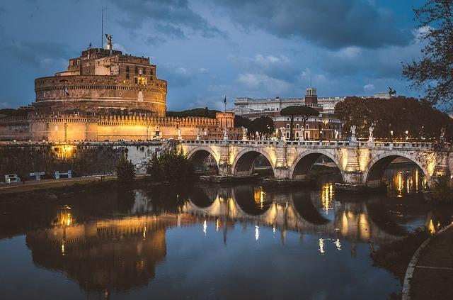 טירת סנטאנג'לו רומא