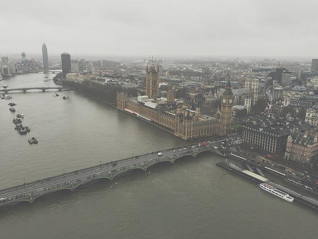 בניין הפרלמנט לונדון