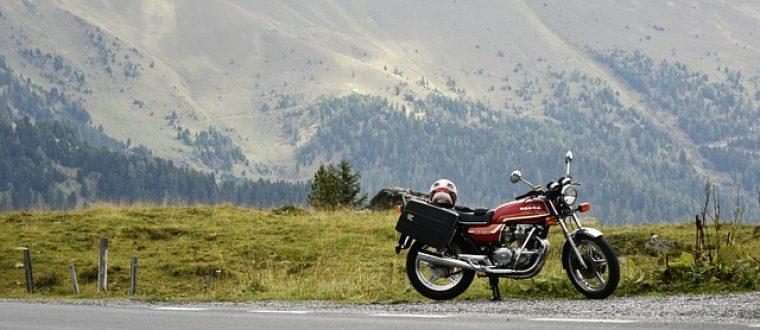 טיול על אופנוע – מה לקחת?