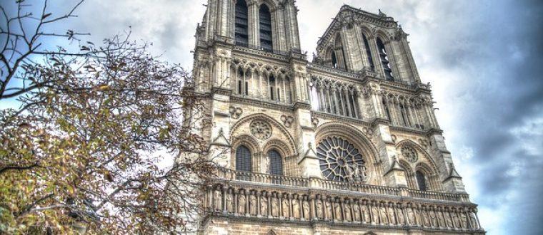 קתדרלת נוטרדאם: סיפורה של הקתדרלה הגותית בפריז