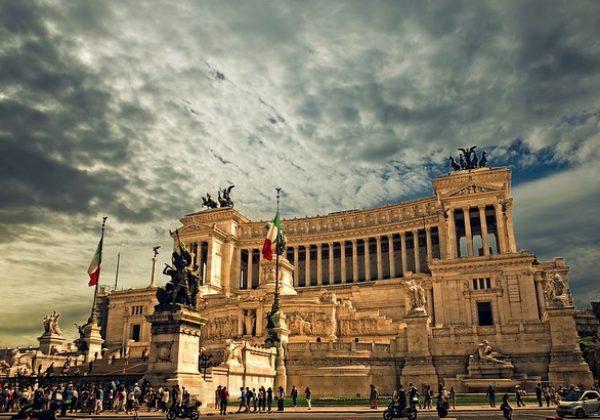 רומא: מסע היסטורי וטיול בלתי נשכח